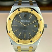 Audemars Piguet Royal Oak Jumbo Gold/Steel 39mm Grey United States of America, Florida, Miami