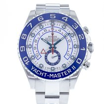 Rolex Yacht-Master II Steel 44mm White United States of America, Georgia, Atlanta