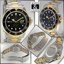 Rolex Submariner Date 16613LN 1993 pre-owned