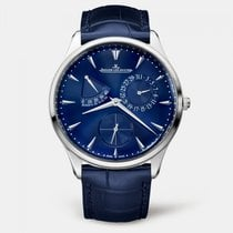 Jaeger-LeCoultre Master Ultra Thin Réserve de Marche Steel 39mm Blue United States of America, Florida, Miami