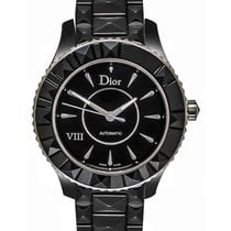Dior new Automatic Display Back Center Seconds 38mm Ceramic Sapphire crystal