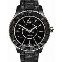Dior Ceramic Automatic Black 38mm new VIII