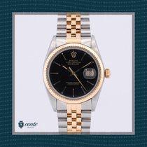 Rolex Datejust 16013 Ottimo Oro/Acciaio 36mm Automatico Italia, Eur (RM)