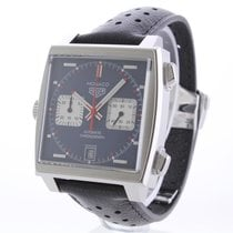TAG Heuer Monaco Calibre 11 CAW211P.FC6356 Very good Steel 39mm Automatic