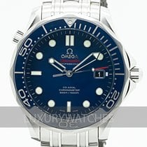 Omega Seamaster Diver 300 M 21230412003001 Very good Steel 41mm Automatic