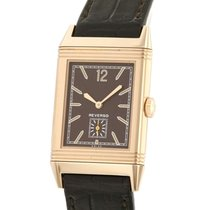 Jaeger-LeCoultre Grande Reverso Ultra Thin 1931 Rose gold 46.8mm Brown Arabic numerals