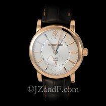 Schwarz Etienne Manufacture Roma 18K Rose Gold GMT