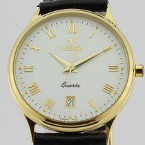 Viceroy Yellow gold 33mm Quartz CB217 Nº: 8112 pre-owned