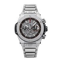 Hublot Big Bang Unico 45mm Automatic Titanium Mens Watch Ref...