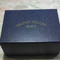 Franck Muller vintage wooden watch box new condition