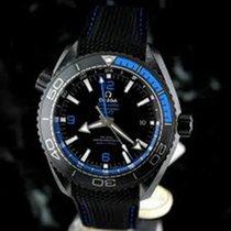 Omega Seamaster Planet Ocean 215.92.46.22.01.002 Seamaster Planet Ocean 600m Nero Blu новые
