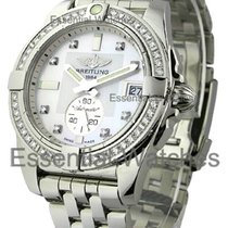Breitling a3733053/a717-ss Galactic 36 - Automatic - Steel...