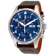 IWC Men's IW377714 Pilot Chronograph  Automatic Watch