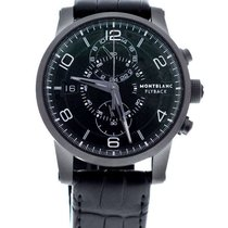 Montblanc - Timewalker TwinFly Titanium Limited Edition -...