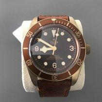 Tudor Black Bay Bronze 79250BM 2017 gebraucht