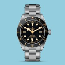 Tudor 79030N-0001 Stahl Black Bay Fifty-Eight 39mm