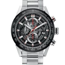TAG Heuer Carrera Calibre HEUER 01 CAR201V.BA0714 2020 ny