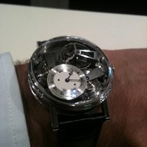 Breguet Platine Remontage manuel 41mm 2012 Tradition