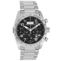 Tudor Fastrider Chrono pre-owned 42mm Black Chronograph Steel