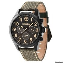 Timberland Watches 46mm Quartz 14477JSB/61 yeni
