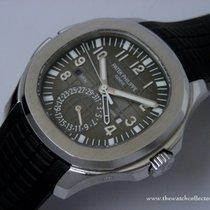 "Patek Philippe : Very Rare Aquanaut Travel Time ""Ref.5164-001""..."