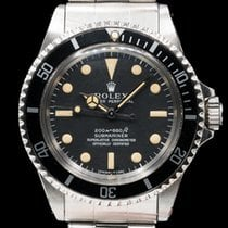 Rolex 5512 Vintage Meters First Matte Dial Submariner SS / SS...