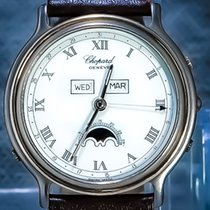 Chopard 33mm Automatic pre-owned White