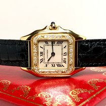 Cartier Panthère Very good Yellow gold Quartz United States of America, New York, Woodside
