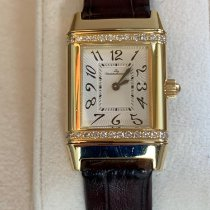 Jaeger-LeCoultre Reverso Lady Ouro amarelo 33mm Branco Árabes