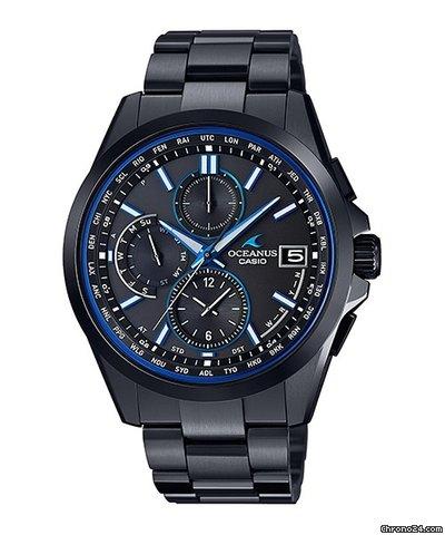 0a1c75c90ad7 Casio Titanium Watch OCW-T2600B-1AJF en venta por 1.390 € por parte de un  Trusted Seller de Chrono24