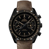 Omega Speedmaster Professional Moonwatch Ceramic Black No numerals United States of America, New York, New York