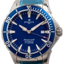 Perrelet Steel 42mm Automatic A1053/C new