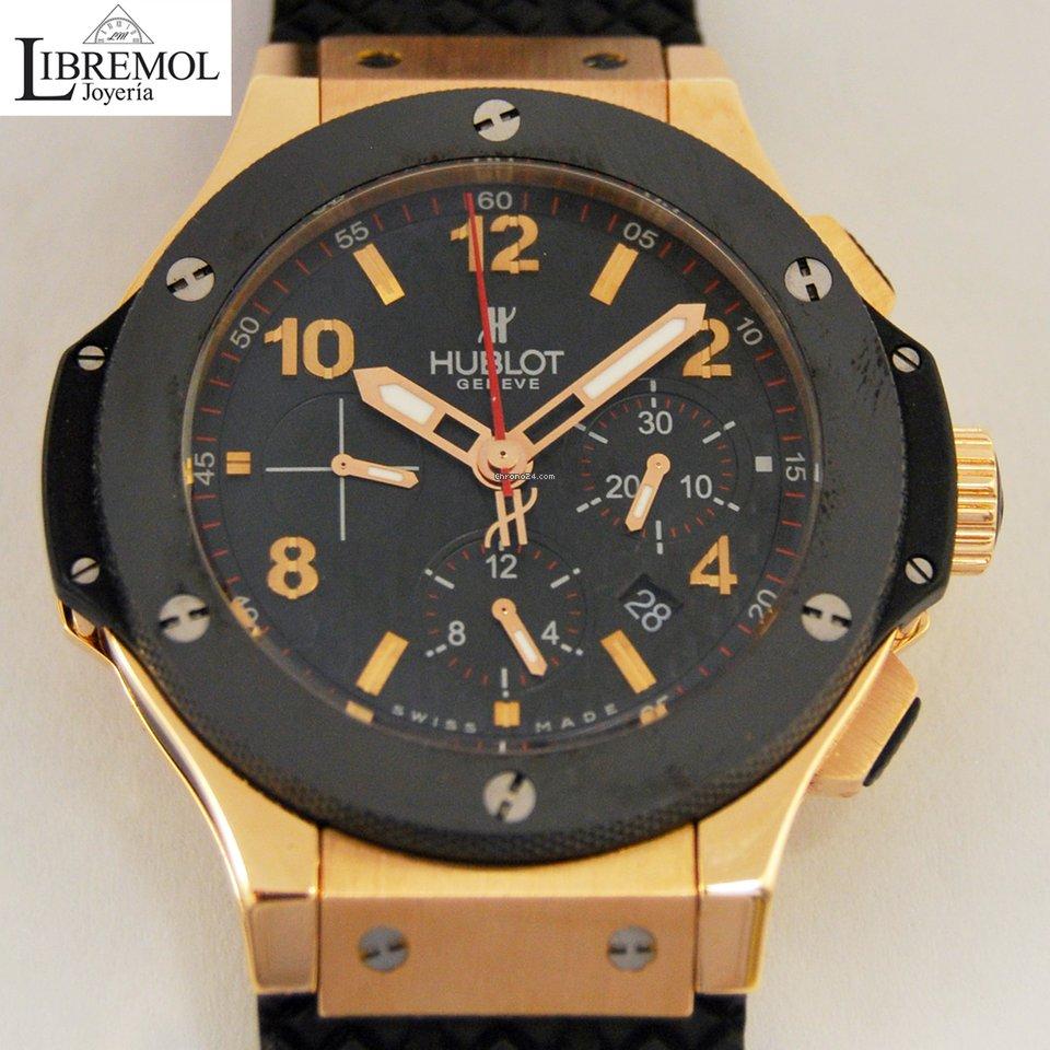 4f513a6deb8e Relojes Hublot Oro rosado - Precios de todos los relojes Hublot Oro rosado  en Chrono24