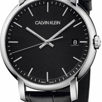 ck Calvin Klein Ατσάλι 43mm Χαλαζίας K9H211C1 καινούριο