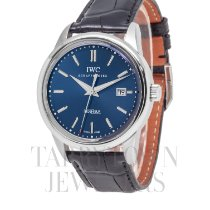 IWC Ingenieur Automatic Steel 37.5mm Blue United States of America, New York, Hartsdale