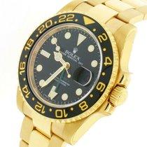 Rolex GMT-Master II 116718 Muy bueno Oro amarillo 40mm Automático