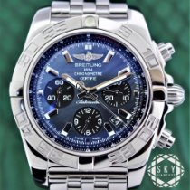Breitling Steel 44mm Automatic AB0111 pre-owned