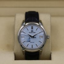Seiko Grand Seiko SBGA407 Very good Steel Automatic