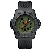 Luminox Carbon 45mm Quartz 3501.BO.TV.SET new