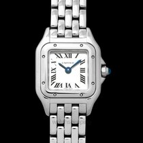 Cartier Panthère Steel 21mm Silver United States of America, California, Burlingame
