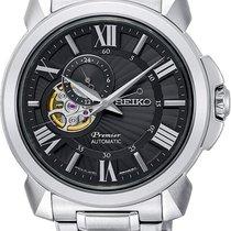 Seiko Premier Automatic Black