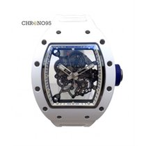 Richard Mille RM 055 RM 55 Very good Ceramic 49.9mm Manual winding