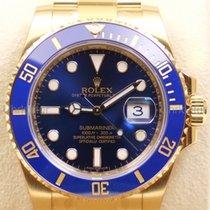 Rolex Submariner Date Or jaune 40mm