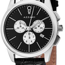 Azzaro Steel Quartz AZ2040.13BB.000 new