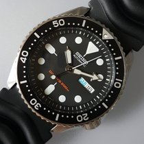 Seiko SKX007K1 Steel Prospex 42.4mm new