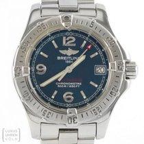 Breitling Uhr Colt Oceane Chronometre Edelstahl A77380 Lady