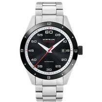 Montblanc TimeWalker Date Automatic steal bracialet