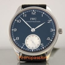 IWC Portuguese Hand-Wound new Manual winding Watch with original box and original papers IW545404