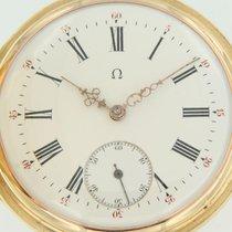 Omega Horloge tweedehands Geelgoud 50mm Handopwind Alleen het horloge