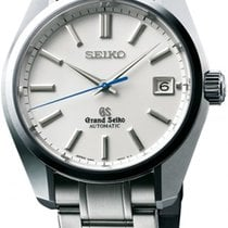 Seiko Steel 39,4mm Automatic SBGR081G pre-owned